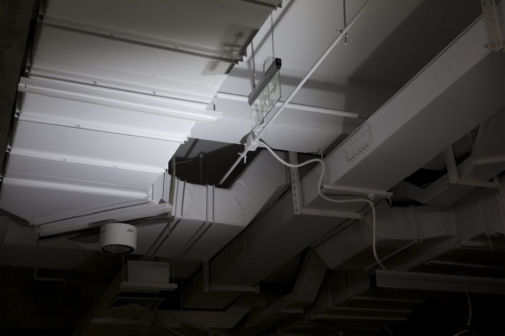 energy efficiency through demand control ventilation as an engineered solution.